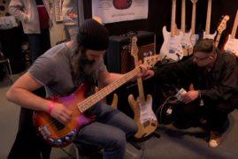 Woodstock Guitars про нові електрогітари. Український музичний ярмарок 2016