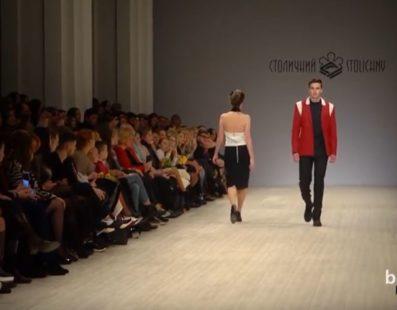 TM STOLICHNY BY OLGA TIMKOVA-LYAKHOVSKA. Показ коллекции AW 15-16  на 36 Ukrainian Fashion Week