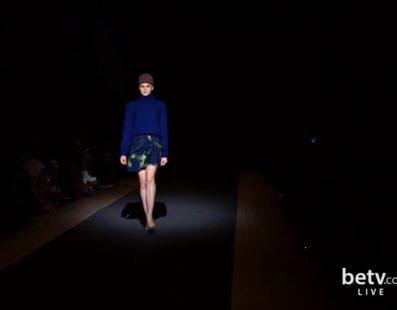 Julia AYSINA. Показ коллекции AW на 36 Ukrainian Fashion Week