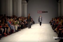 RITO. Показ коллекции AW 15-16  на 36 Ukrainian Fashion Week