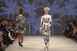 YANA BELYAEVA. Показ коллекции AW2016-2017 на 38 Ukrainian Fashion Week