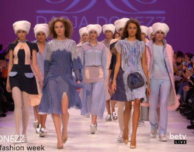 Darja DONEZZ. Показ коллекции AW 2017-18 на 40 Ukrainian Fashion Week. Fresh Fashion