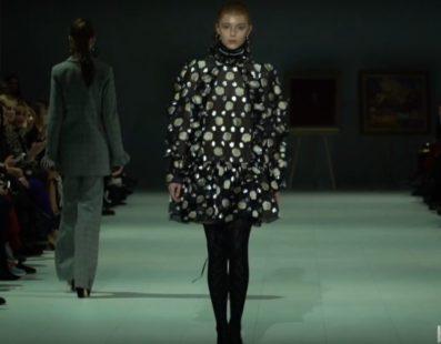 Nadya DZYAK. Показ коллекции AW 2017-18 на 40 Ukrainian Fashion Week