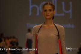 HOLLY by Timkova-Liakhovska. Показ коллекции AW 2017-18 на 40 Ukrainian Fashion Week. Fresh Fashion