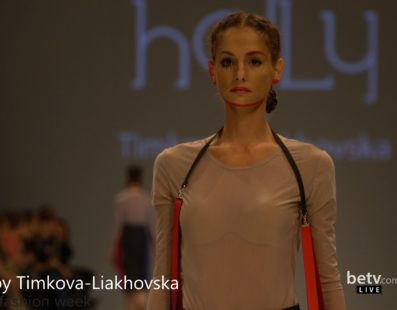 HOLLY by Timkova-Liakhovska. Показ коллекции AW 2017-18 на 40 Ukrainian Fashion Week. Fresh Fashion