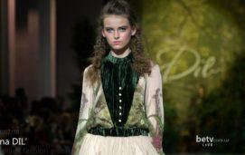 Iryna Dil. Показ коллекции AW 2017-18 на 40 Ukrainian Fashion Week