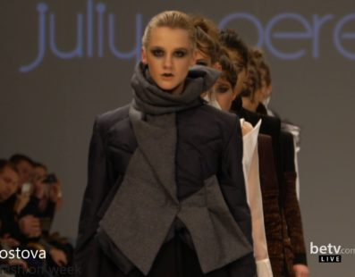 J.Perekriostova. Показ коллекции AW 2017-18 на 40 Ukrainian Fashion Week. Fresh Fashion
