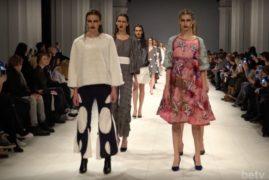 KASS. Показ коллекции AW 2017-18 на 40 Ukrainian Fashion Week