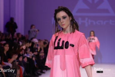 Kir-Khartley. Показ коллекции AW 2017-18 на 40 Ukrainian Fashion Week. Fresh Fashion