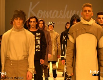 Komashnya. Показ коллекции AW 2017-18 на 40 Ukrainian Fashion Week. Fresh Fashion