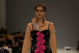 Label ONE. Показ коллекции AW 2017-18 на 40 Ukrainian Fashion Week