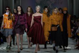 MARCHI. Показ коллекции AW 2017-18 на 40 Ukrainian Fashion Week