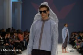 Nikita Melenevskiy. Показ коллекции AW 2017-18 на 40 Ukrainian Fashion Week. Fresh Fashion