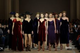MUZA. Показ коллекции AW 2017-18 на 40 Ukrainian Fashion Week