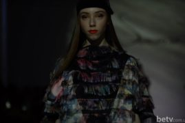 SEREBROVA. Показ коллекции AW 2017-18 на 40 Ukrainian Fashion Week