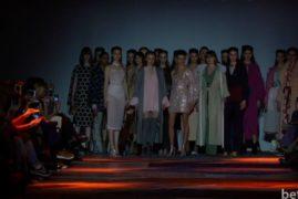 the COAT by Katya Silchenko. Показ коллекции AW 2017-18 на 40 Ukrainian Fashion Week