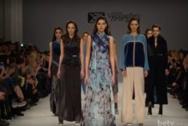 VOROZHBYT&ZEMSKOVA. Показ коллекции AW 2017-18 на 40 Ukrainian Fashion Week