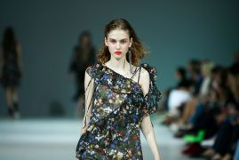 NADYA DZYAK. Показ коллекции SS18 на 41 Ukrainian Fashion Week