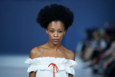 ALONOVA. Показ коллекции SS18 на 41 Ukrainian Fashion Week