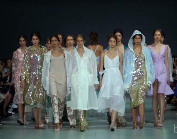ANNAMUZA. Показ коллекции SS18 на 41 Ukrainian Fashion Week