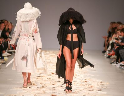 bobkova. Показ коллекции SS18 на 41 Ukrainian Fashion Week