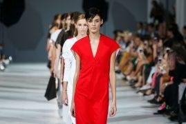 Elena BURENINA. Показ коллекции SS18 на 41 Ukrainian Fashion Week