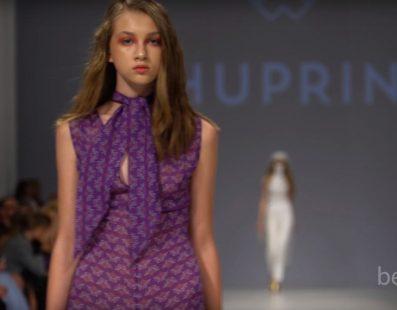 CHUPRINA. Показ коллекции SS18 на 41 Ukrainian Fashion Week