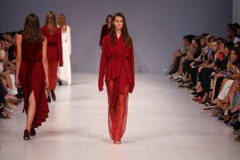 CHUYKO. Показ коллекции SS18 на 41 Ukrainian Fashion Week