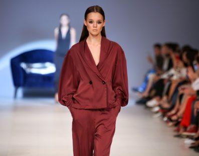 GASANOVA. Показ коллекции SS18 на 41 Ukrainian Fashion Week