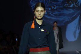 GOLETS. Показ коллекции SS18 на 41 Ukrainian Fashion Week