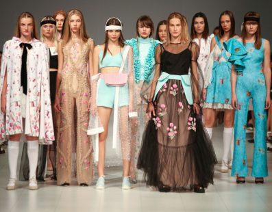 Natalya Grechanaya. Показ коллекции SS18 на 41 Ukrainian Fashion Week