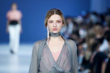 Katea GRI. Показ коллекции SS18 на 41 Ukrainian Fashion Week