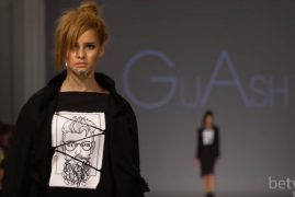 GUASH. New Names на 41 Ukrainian Fashion Week