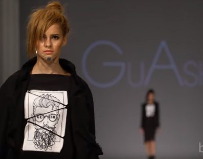 GUASH. New Names на 41 Ukrainian Fashion Week