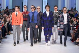 IDoL. Показ коллекции SS18 на 41 Ukrainian Fashion Week