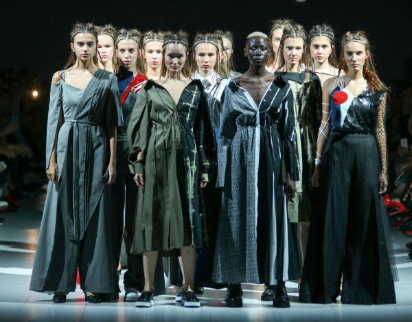 Kir-Khartley. Показ коллекции SS18 на 41 Ukrainian Fashion Week