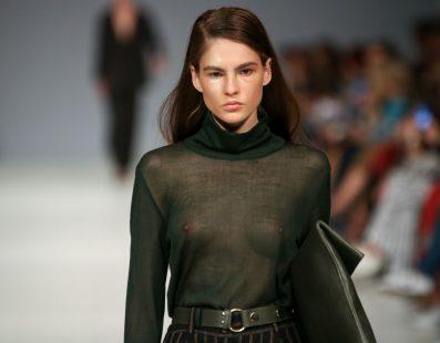 Iva NEROLLI. Показ коллекции SS18 на 41 Ukrainian Fashion Week