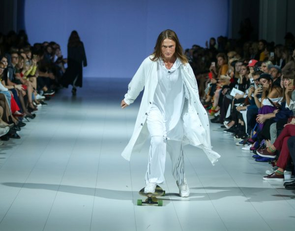 ROUSSIN by Sofia Rousinovich. Показ коллекции SS18 на 41 Ukrainian Fashion Week