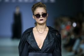Lyalya Sogomonyan. Показ коллекции SS18 на 41 Ukrainian Fashion Week