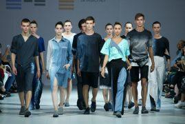 ULTRASOUND by Zherebetska&Kucher. New Names на 41 Ukrainian Fashion Week