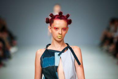 Sistan Varvara. Показ коллекции SS18 на 41 Ukrainian Fashion Week