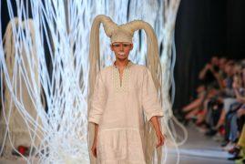 ZALEVSKIY. Показ коллекции SS18 на 41 Ukrainian Fashion Week