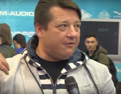 Сергій Головін про особливості роботи звукорежисера на великих фестах. Музичний ярмарок 2017