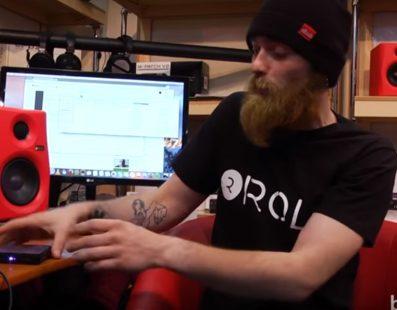ProDJ. Презентація DJ-контролера Roli. Музичний ярмарок 2017