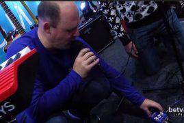 Юритмікс. Олександр Ковач про процесор Helicon. Музичний ярмарок 2017