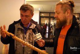 Етнічні флейти. Український музичний ярмарок 2017