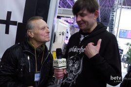 Олександр Грищенко, найстарший учасник Українського музичного ярмарку