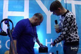 ЮРИТМІКС. Роман Кузнецов про електроакустичні прилади. Музичний ярмарок 2017