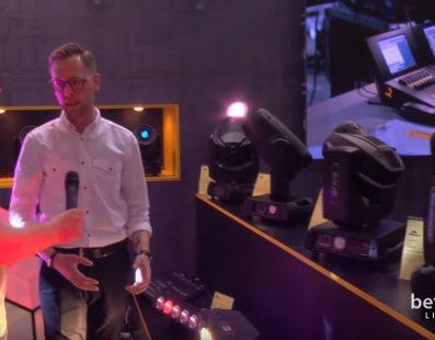 Лайтек. Новинки на ярмарку — світлові прилади. Український музичний ярмарок 2017