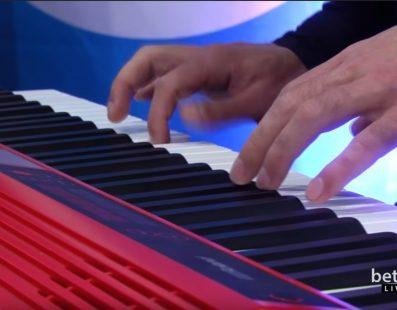 ЮРИТМІКС. Демонстрація Roland GO:PIANO, GO:KEYS, GO:MIXER. Музичний ярмарок 2017